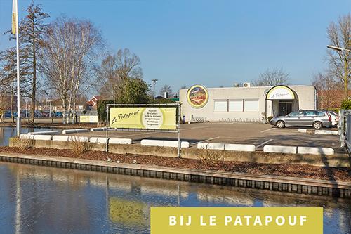 Vergaderruimte in Gouda Le Patapouf