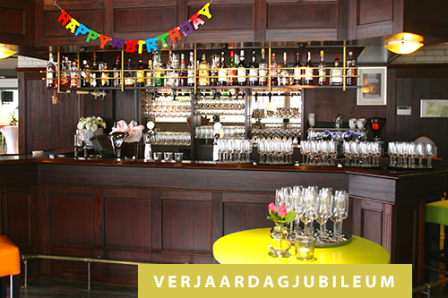 Jubileum vieren bij Le Patapouf Gouda